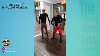 😝 Lucas and Marcus 😝 Twins Musical.ly Best Video Mix Compilatio