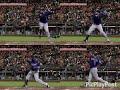 Carlos Gonzalez Swing Sequence Slo Mo