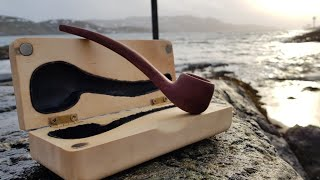 Woodworking- Making a wooden pipe