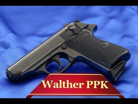 Walther PPK. Рассказы об оружии