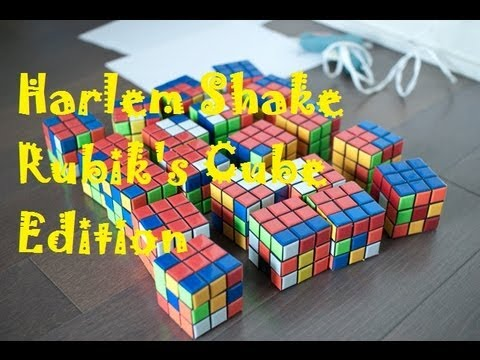 Watch Harlem Shake (Cube Edition)