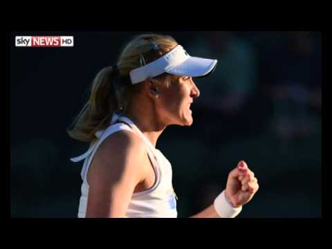 Elena Baltacha: former British number one dies