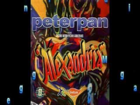 FULL ALBUM Peterpan Ost Alexandria 2005
