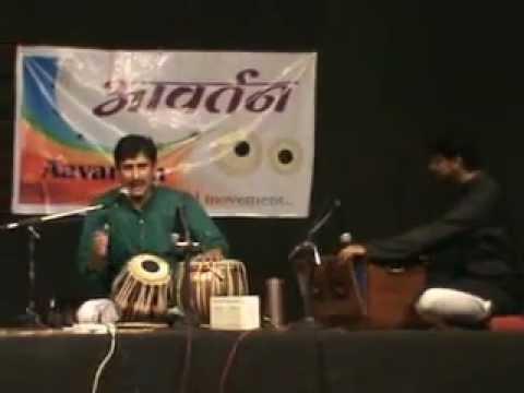 Tabla Class In Pune-tabla Solo By Sanjay Karandikar, In Presence Of Pt. Suresh Talwalkar video
