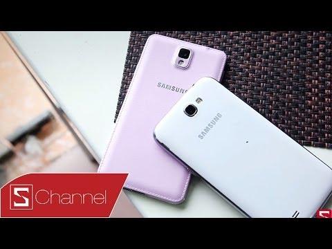 Schannel - Note 3 vs Note 2: Sau một năm Samsung đã cải tiến được những gì ? - CellphoneS