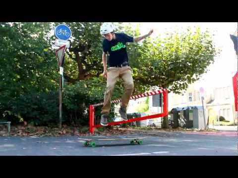Fibretec Skateboards - Fall Session with Sven Willy