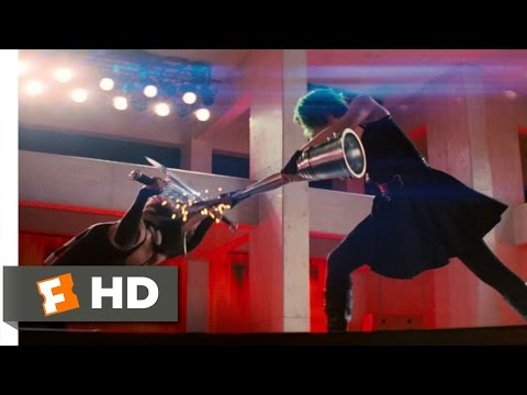 Scott Pilgrim vs. the World (8/10) Movie CLIP - Knives vs. Ramona (2010) HD