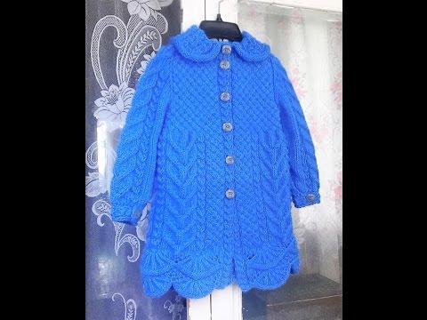 Уроки по вязанию от светланы берсановой пальто