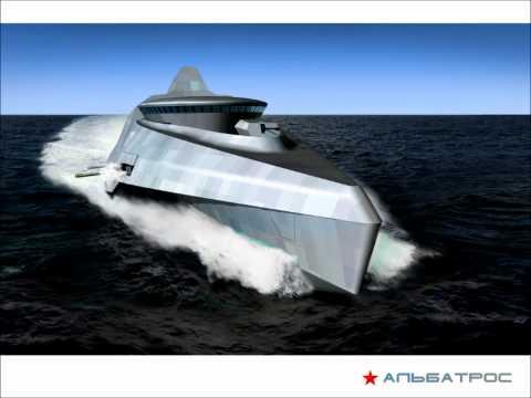 военные лодки будущего