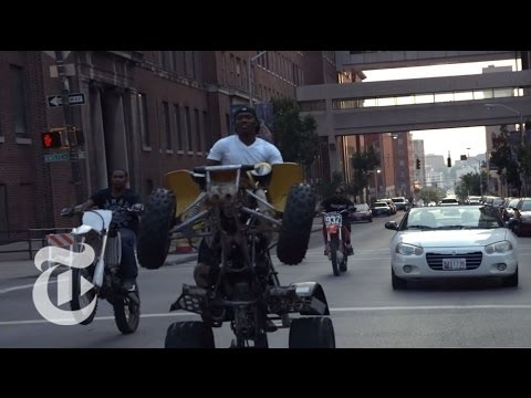 Riding With the 12 O'Clock Boys: Dirt Biking in Baltimore | Op-Docs | The New York Times
