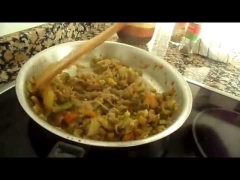 Mundo vegetariano: fácil receta vegetariana