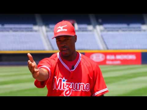 Jimmy Rollins: How to field a ground ball - Mizuno baseball