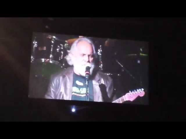 Cheech and Chong & WAR Tour 2014 - National Anthem 2014