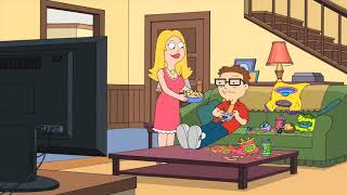 American Dad Funny Moment   Steve Slovenly Spoiled Brat, Steve Arino Successful