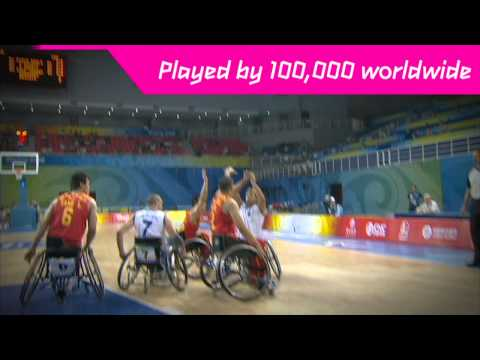 Wheelchair Basketball at the London 2012 Paralympic Games