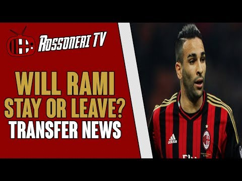 Will Rami stay or leave? | AC Milan Transfer News | (24/05/14)
