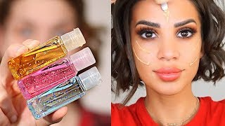 NEW MAKEUP TUTORIALS - BEST MAKEUP TRANSFORMATION COMPILATION