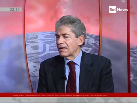 Acqua, Mario Raffaelli a Rainews24