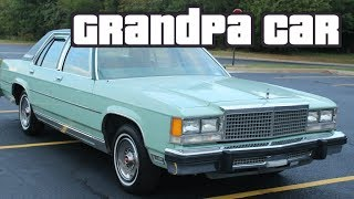 The Ford LTD Ultimate Grandpa Car