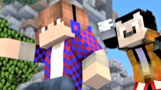"Minecraft Songs and Minecraft Animation ""Castle Raid 1-3"" The Complete Minecraft Music Video Series"