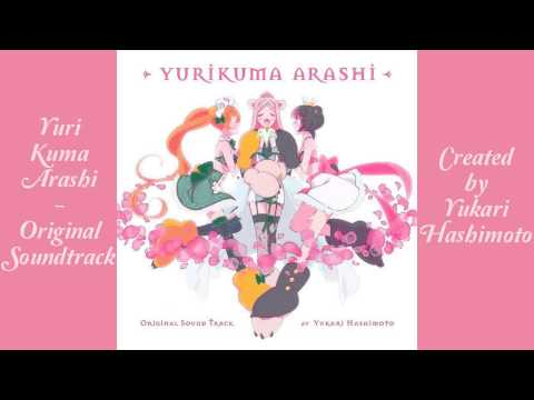 Yuri Kuma Arashi Original Soundtrack OST
