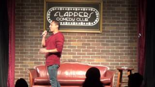 Justin Sanchez Stand Up Set