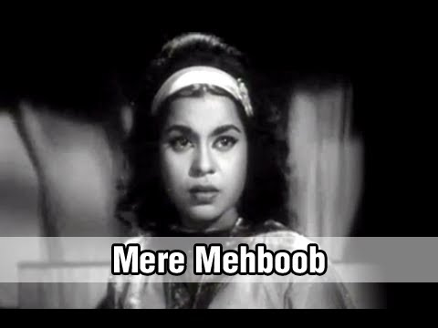 Mere Mehboob Qayamat Hogi - Kumkum - Mr X In Bombay video