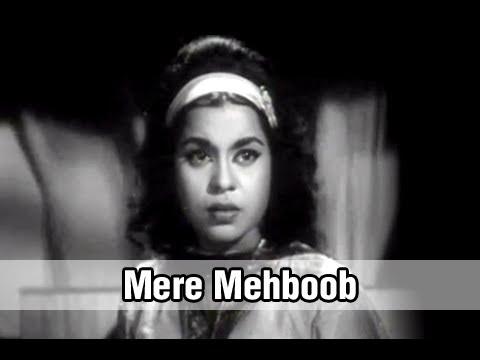 Mere Mehboob Qayamat Hogi - Kumkum - Mr X In Bombay