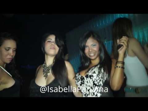 Chicas hermosas bailando #1 en Isabella Panama via www.paradondevamos.com