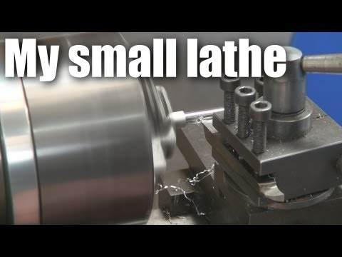 Workshop tour part 1: My mini lathe