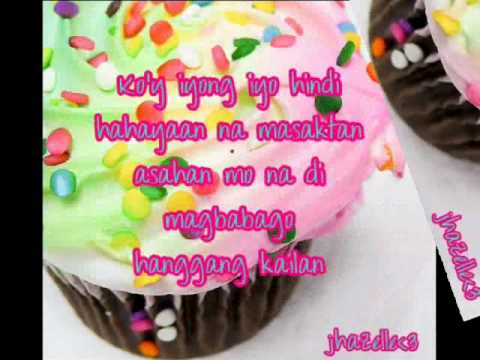 Lagi-kiss Jane (lyrics) video