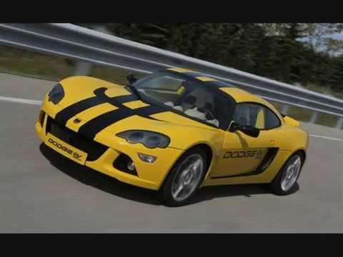 2008 DODGE EV Concept - Looks Like A Lotus Europa
