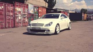 Mercedes-Benz CLS55 AMG ART CLR GTR620 PP-Performance Stage 3