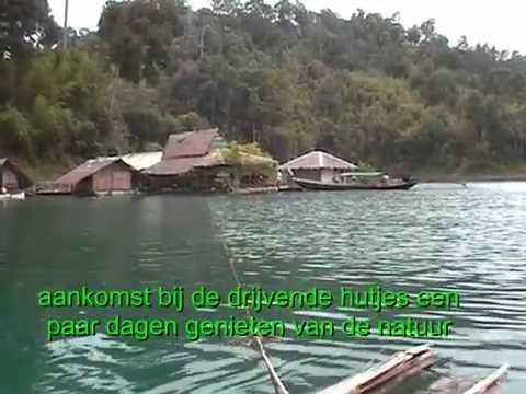 Khao Sok (zuid Thailand)