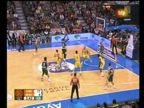 Aprende baloncesto- Ataque contra zona 2-3..flv - YouTube