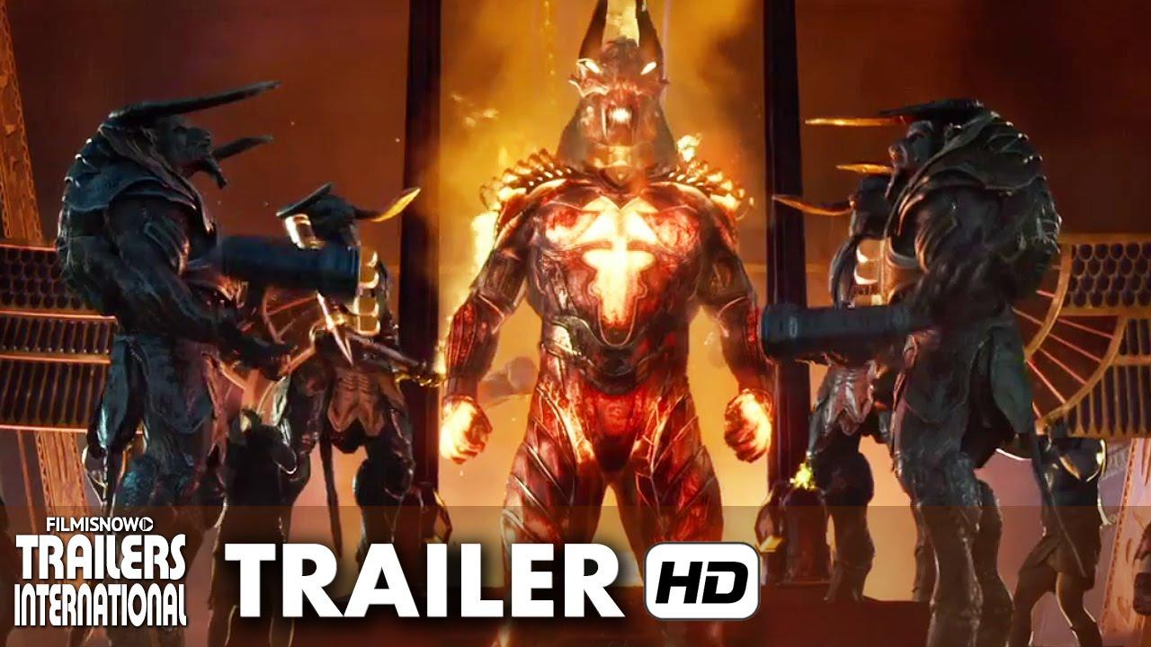 Deuses do Egito Trailer Legendado (2016) - Brenton Thwaites, Gerard Butler [HD]