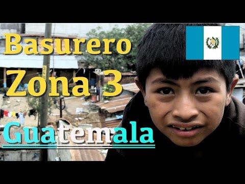 Minería de desechos. Pobreza en Guatemala.