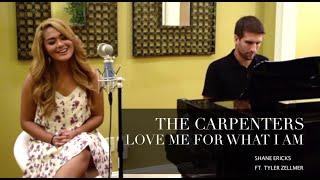 Download Lagu Love Me For What I Am by Shane Ericks ft. Tyler Zellmer Gratis STAFABAND
