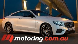 2017 Mercedes-Benz E-Class Coupe Review | First Drive