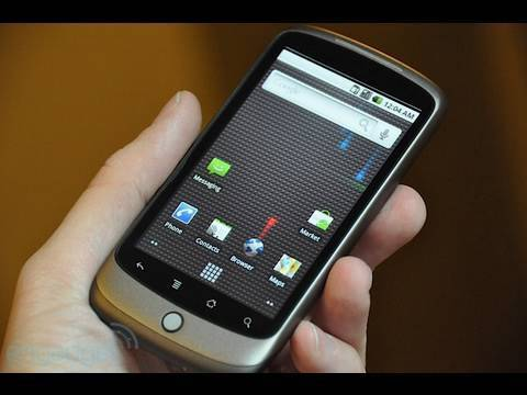 Chilla Frilla - Google Nexus One Review