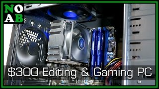 The Sub $300 Budget Editing and Gaming PC (FX 8320 + HD 7870 /w Benchmarks)