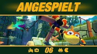 ANGESPIELT - Snakepass