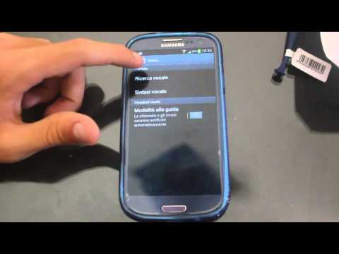 Installazione. Root & Review Android 4.1.1 Jelly Bean per Galaxy S3 Ufficioso Samsung