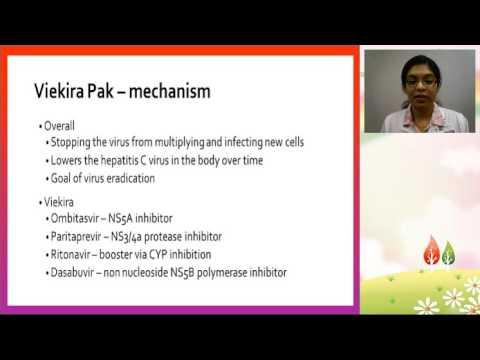 Hepatitis C Drug - Viekira Pak