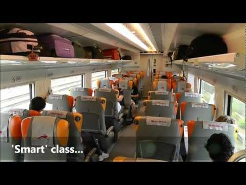 Italo video guide - Italy's new high-speed train