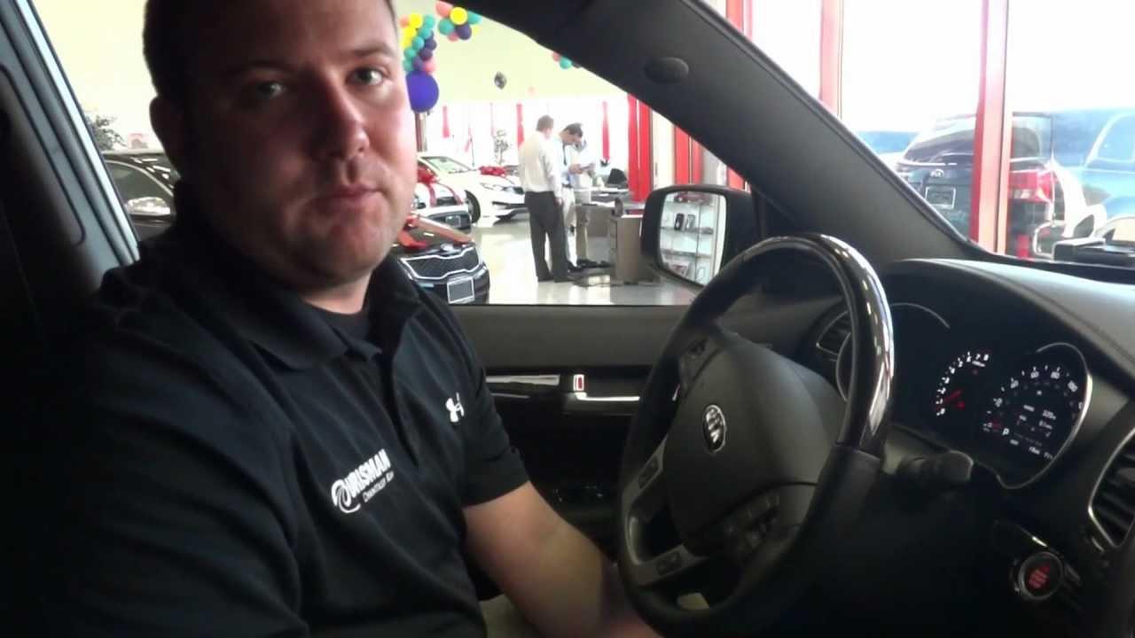 Kia Bluetooth Trouble Shooting Youtube