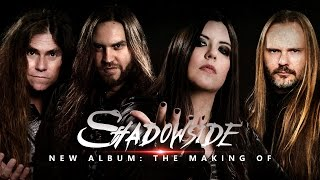 SHADOWSIDE New Album Recordings 2016 (In Studio)