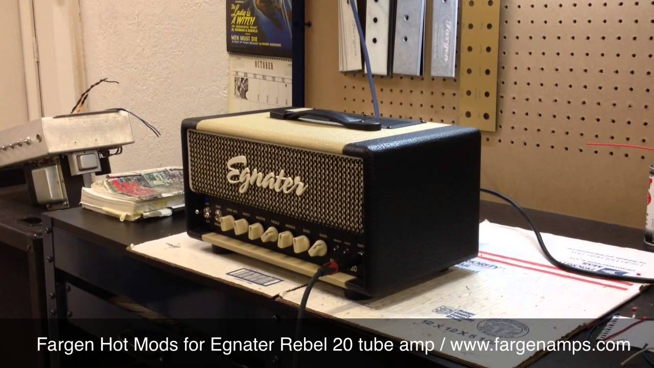Egnater Rebel 20 Schematic Mods For Egnater Rebel 20