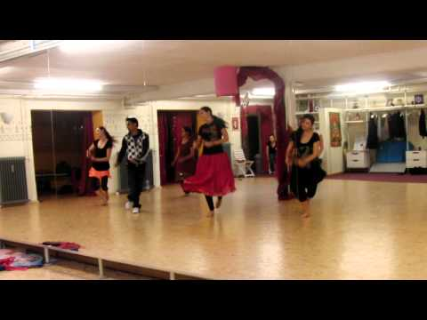 (bollywood-arts) Bollywood Tanz München, Bayern, Deutschland- Radha Kaise Na Jale, video