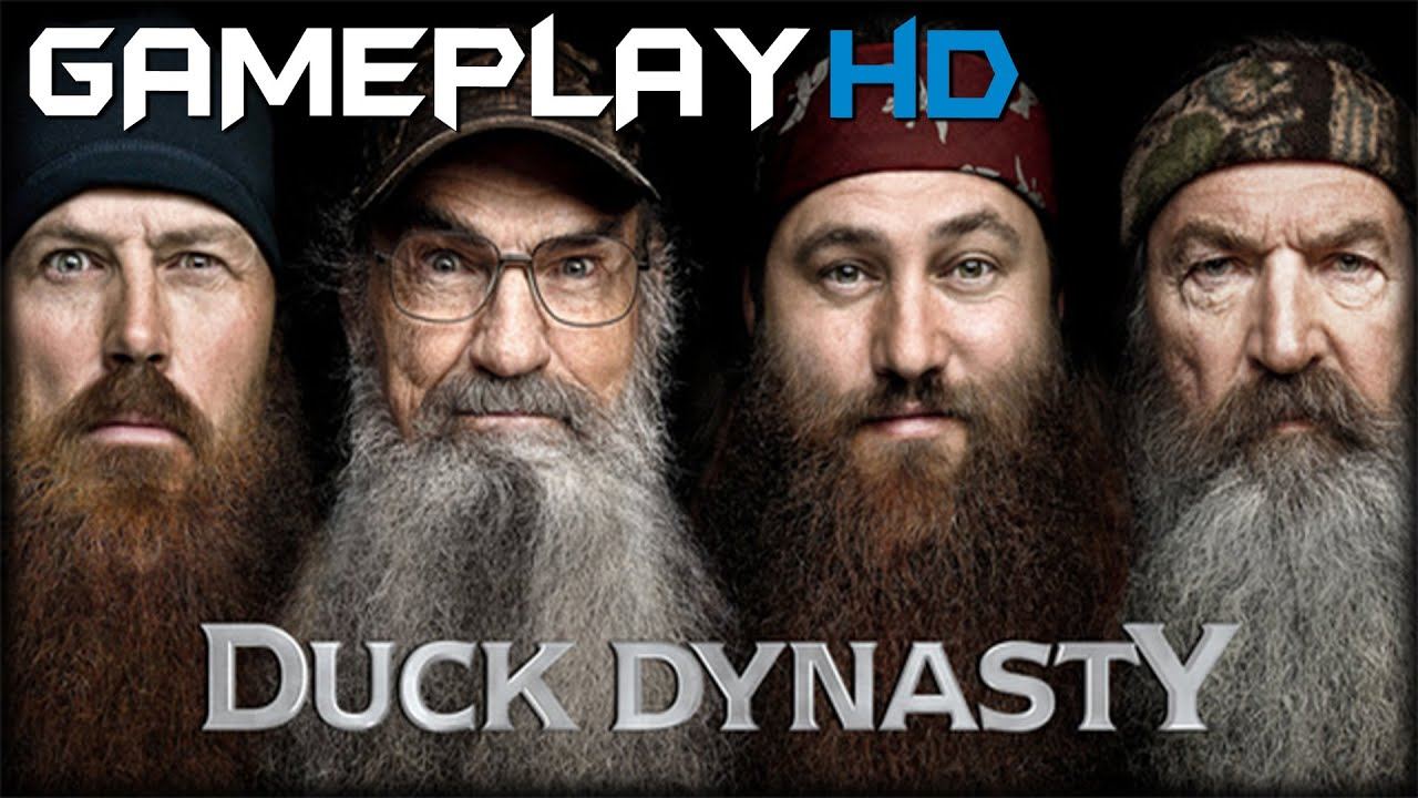 duck dynasty gameplay pc games